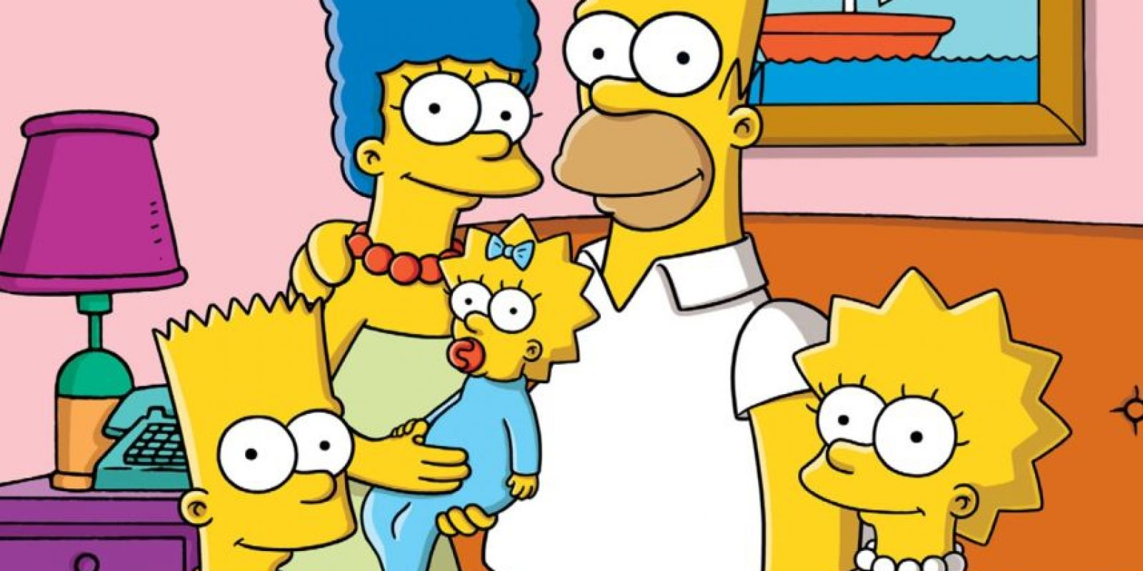 """""""Solo hay 2 tipos de personas que usan esas camisas, los homosexuales y los que viven de reventón, y Bart no vive de reventón"""". Foto:Internet"""