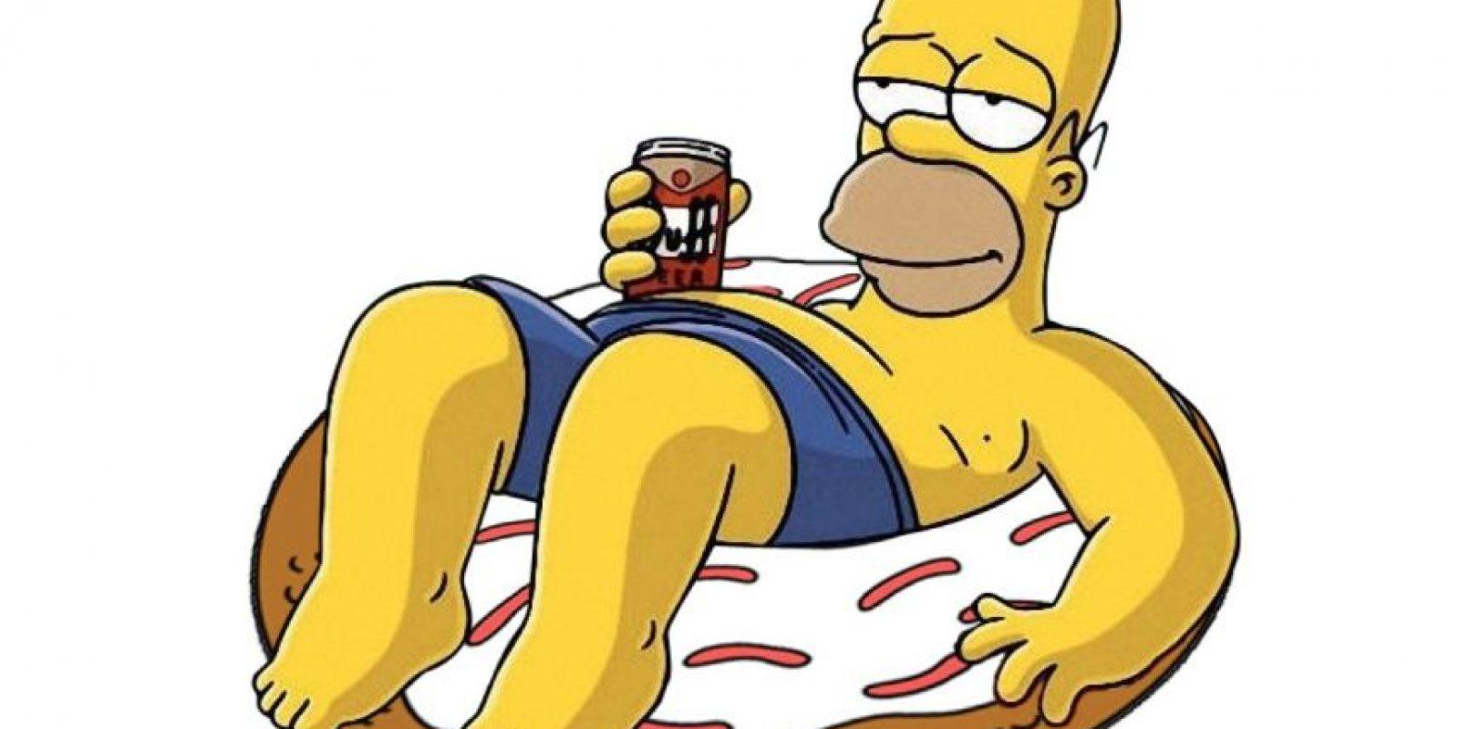 5. Estancarse en la mediocridad es totalmente aceptable Foto:Tumblr.com/Simpsons