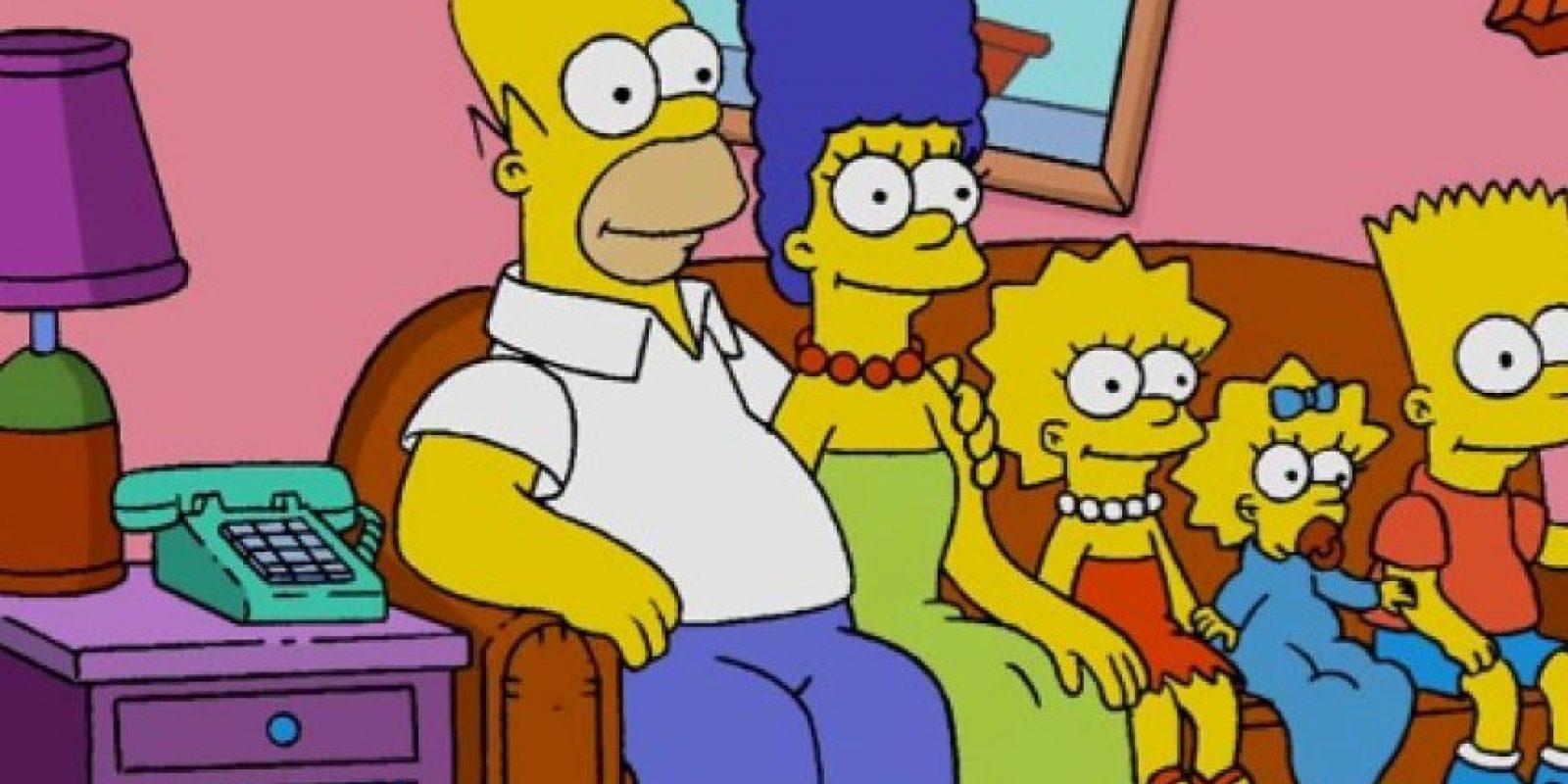 Esto lo podemos constatar con Marge, pues a pesar de las conductas de Bart o las malas actitudes de Homero, ella siempre está ahí. Siempre suele ver lo mejor de ellos , olvidándose de que su marido y su hijo pueden ser un peligro para el mundo. Foto:Tumblr.com/Simpsons