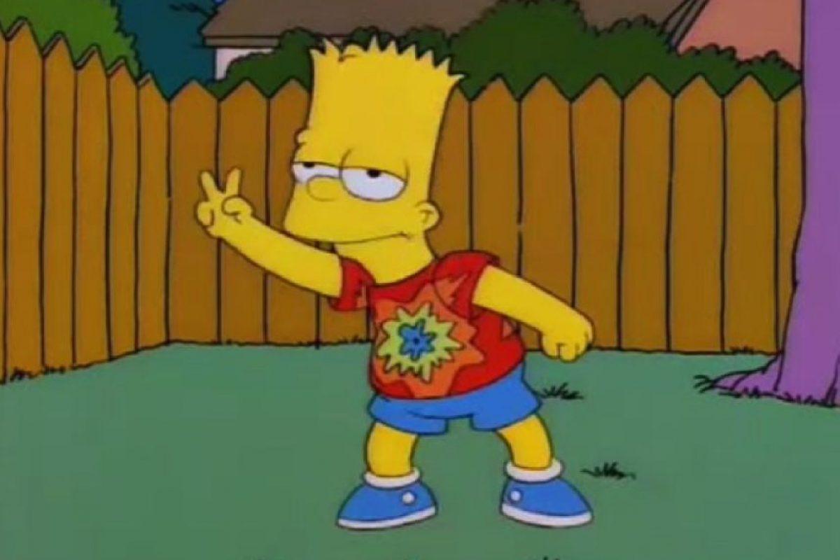 """En la sexta temporada, en el episodio """"Homer Badman"""", Homero es acusado de acoso sexual, posteriormente se determina su inocencia quedando como culpable Wilie, quien admite espiar a las parejas dentro de sus autos. Extrañamente no hay cargos para ninguno. Foto:Pinterest"""
