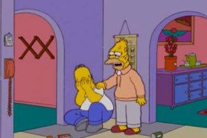"""La frase """"Si algo es difícil de hacer, entonces no vale la pena hacerlo"""" dicha por Homero es el claro ejemplo. Foto:We Heart It"""