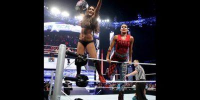 En Survivor Series obtuvo su segunda corona Foto:WWE