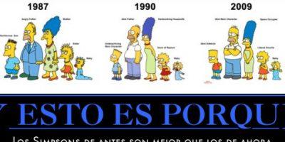 """FOTOS: Las 10 versiones más raras de """"Los Simpson"""""""