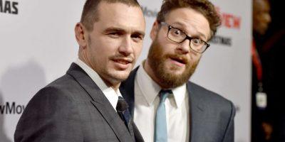 Los estudios decidieron cancelar el estreno de la película tras amenazas Foto:Sony Pictures