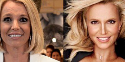 ¿Qué le pasó? Miren la transformación del rostro de Britney Spears