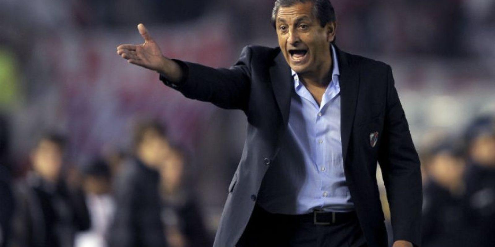 Díaz se convirtió en leyenda del River Plate como jugador y como técnico. Foto:AFP