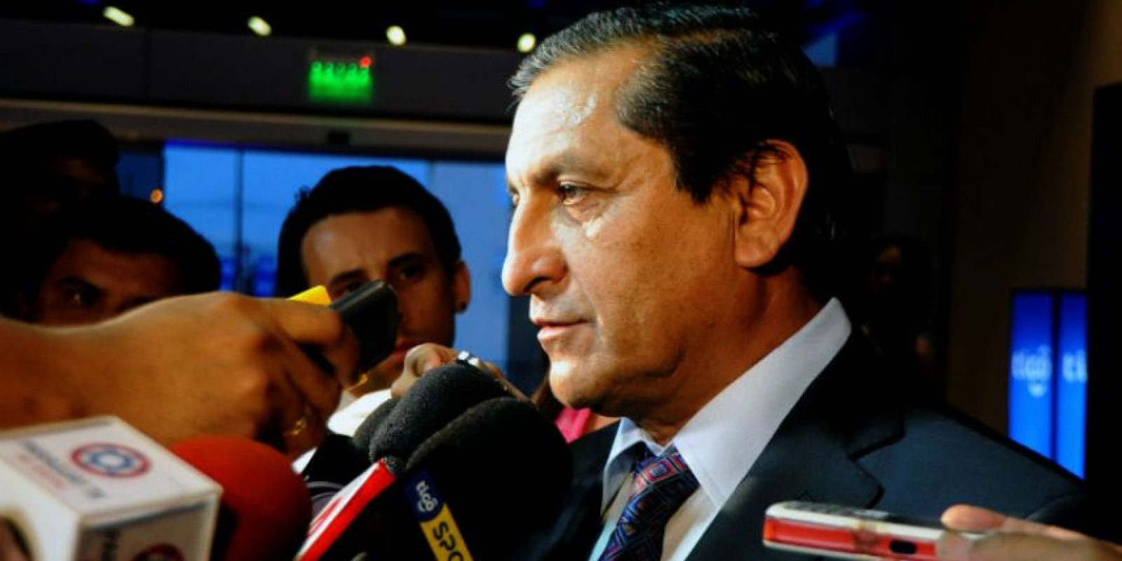 Díaz dirigirá por primera vez a la Selección de Paraguay. Foto:AFP