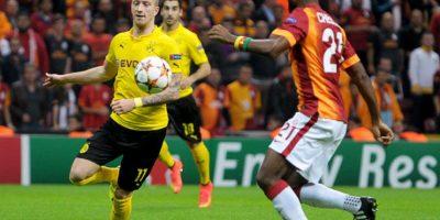 El jugador del Borussia Dortmund pagó cara su irresponsabilidad. Foto:AFP
