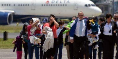 Unos 68,000 niños de Guatemala, El Salvador y Honduras migraron solos a EE.UU en 2014