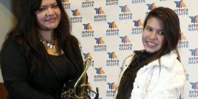 FOTOS. Karla Herrarte agradece a los guatemaltecos por su apoyo