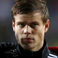Jugó tres partidos en el Mundial de Brasil 2014 con la Selección de Rusia Foto:Getty