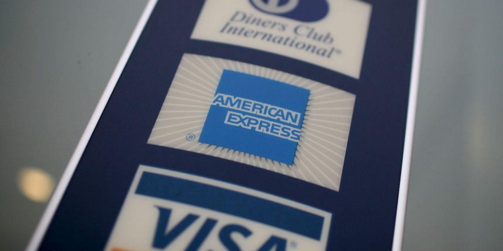 Las tarjetas de crédito estadounidenses se podrán usar. Foto:Getty Images