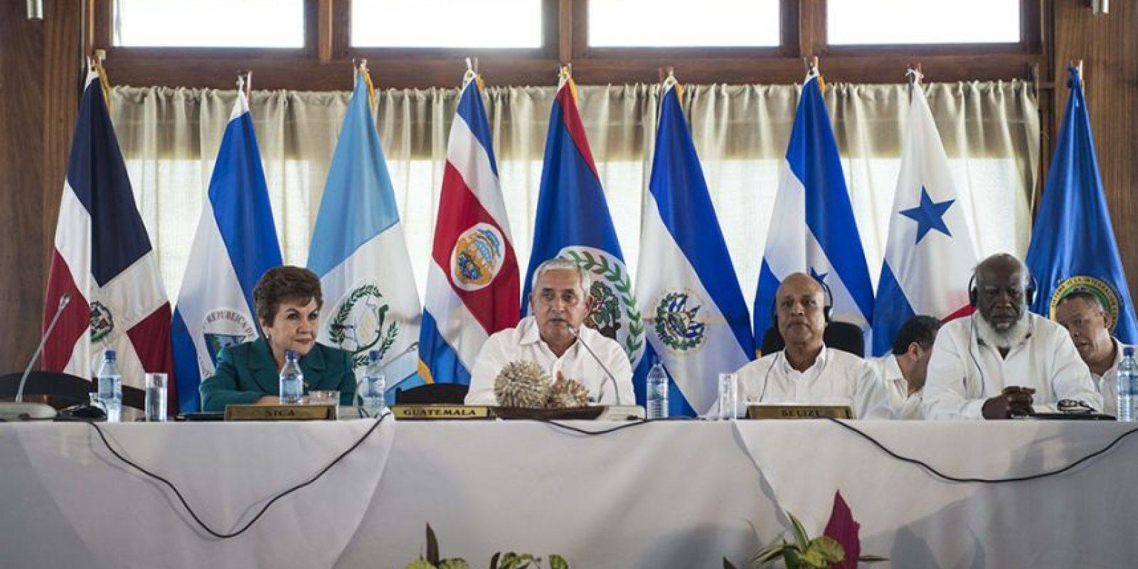 El cumplimiento de las sentencias fue un tema prioritario para Pérez. Foto:Oliver de Ros