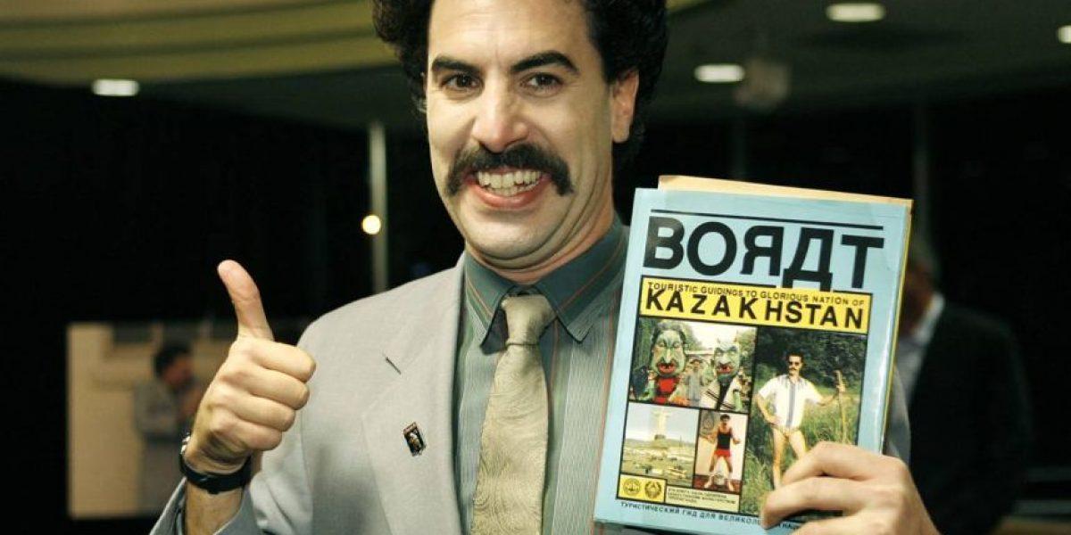 Fotos: Ni con un cheque en blanco volvería a interpretar a Borat o a Brüno