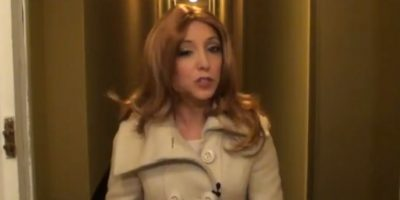 Christina Bianco como Celine Dion Foto: YouTube