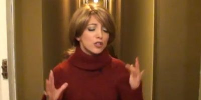 Christina Bianco como Kelly Clarkson Foto: YouTube
