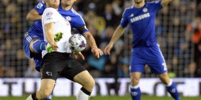 El Chelsea se enfrentará al Liverpool en las semifinales. Foto:AFP