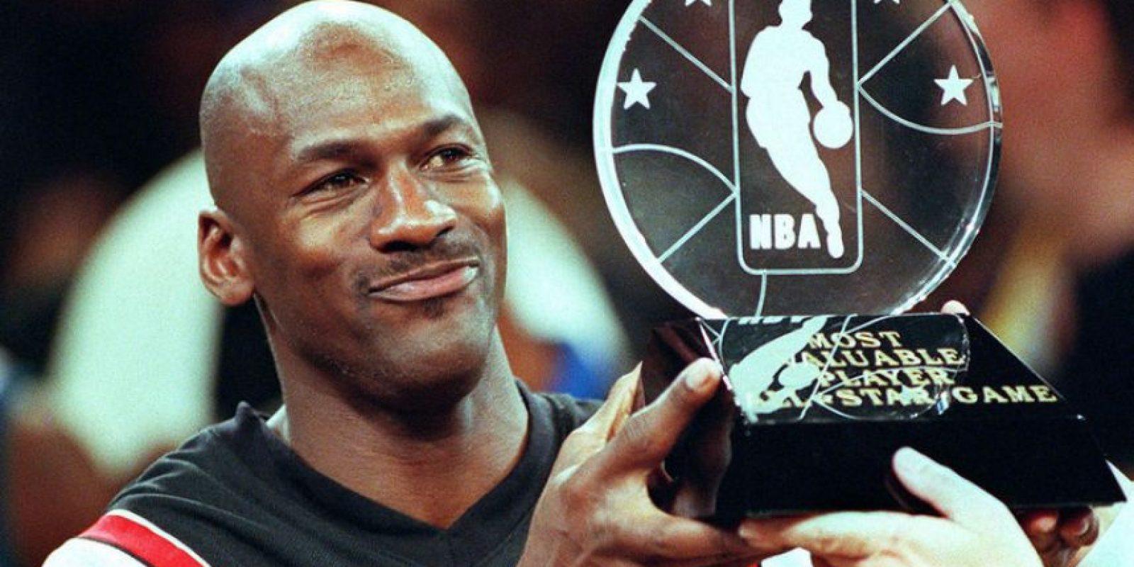 Durante su carrera Jordan ganó múltiples premios e impuso varios récords. Foto:cirrusinsight.com