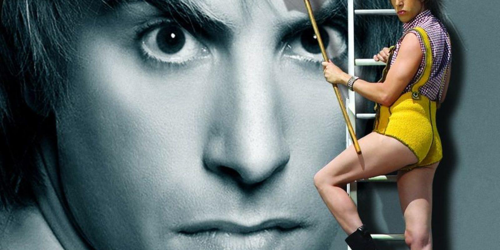 US$25 millones no son suficientes para que Sacha Baron Cohen vuelva a encarnar los papeles de Borat y Brüno en el cine. Foto:Agencias