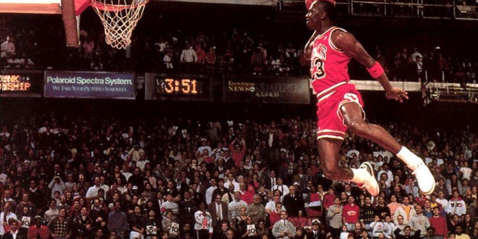Durante su carrera Jordan ganó múltiples premios e impuso varios récords. Foto:priceonomics.com