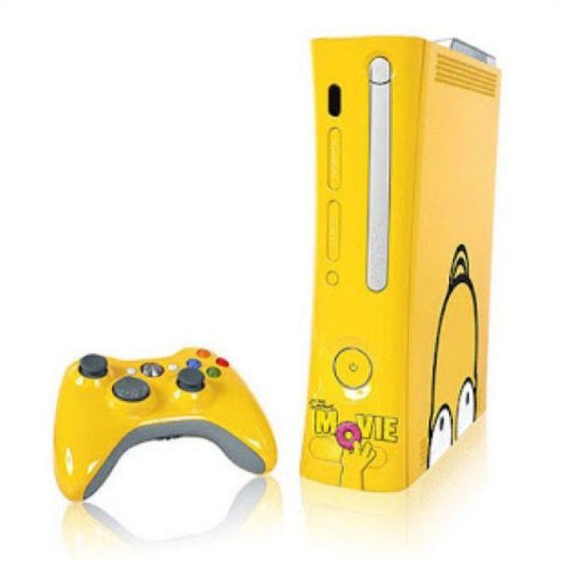 Consola de videojuegos Foto:Tumblr.com/Tagged-Simpsons-productos