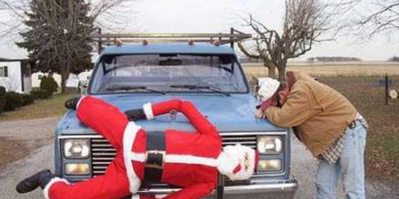 ¡Adiós a Santa! Foto:Know Your Meme