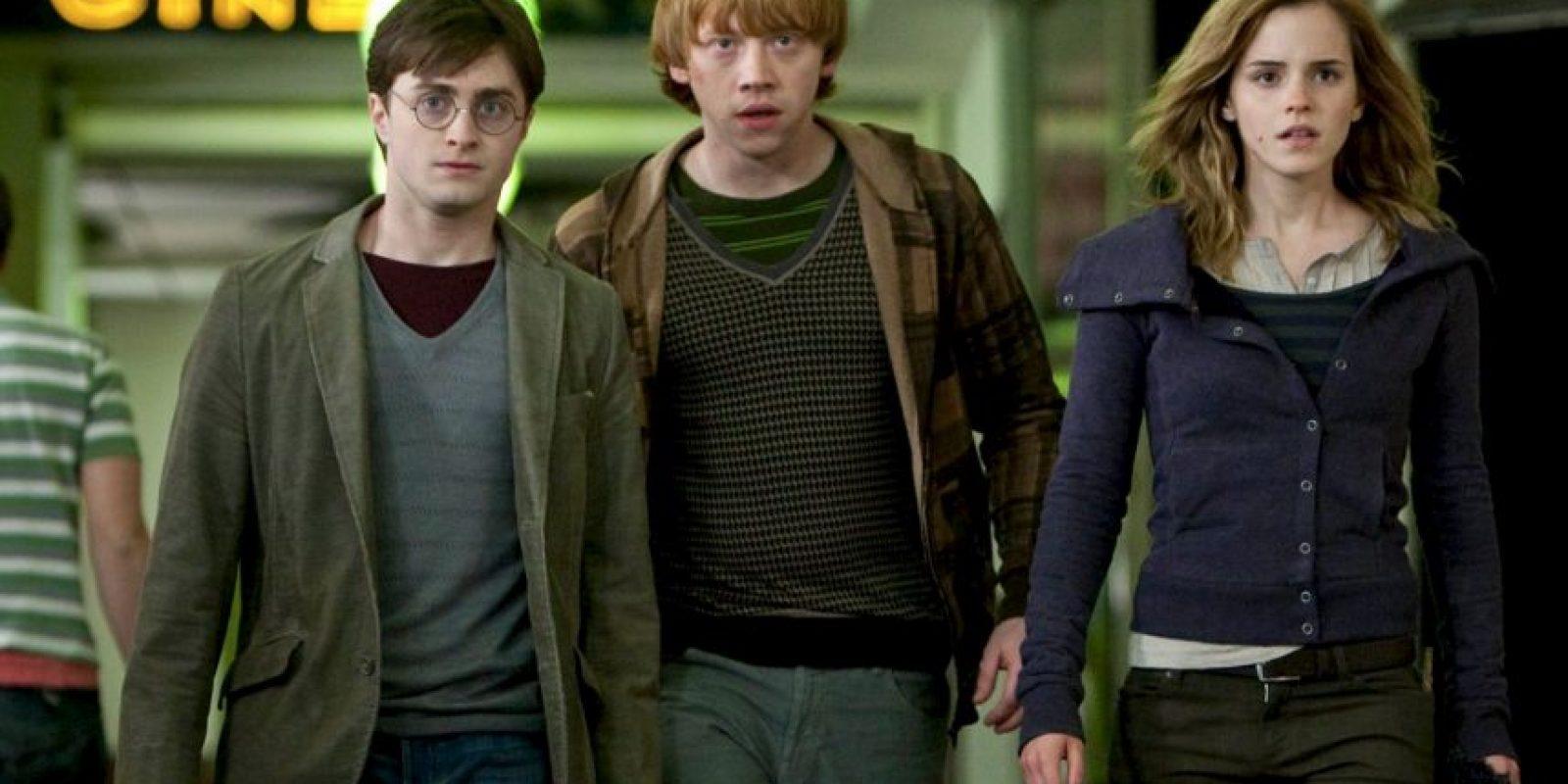 Foto:Harry Potter UK