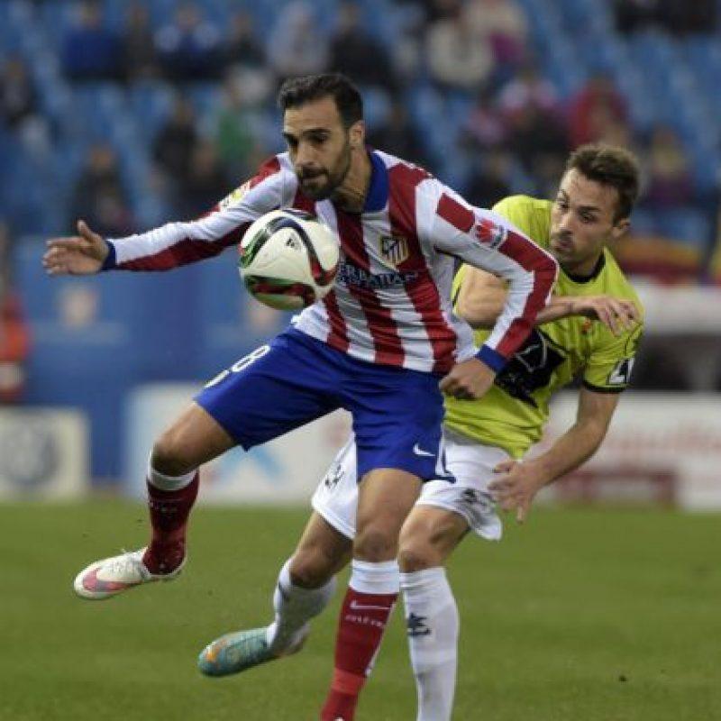 Después de haber derrotado al Hospitalet, el Atlético se enfrentará al Real Madrid en los octavos de final. Foto:AFP