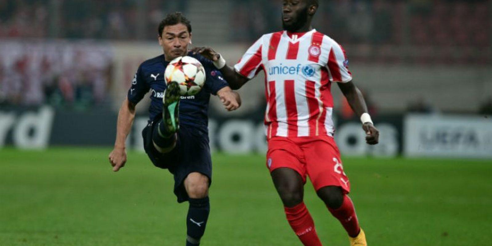 El último equipo de Abidal fue el Olympiakos (Grecia) Foto:AFP