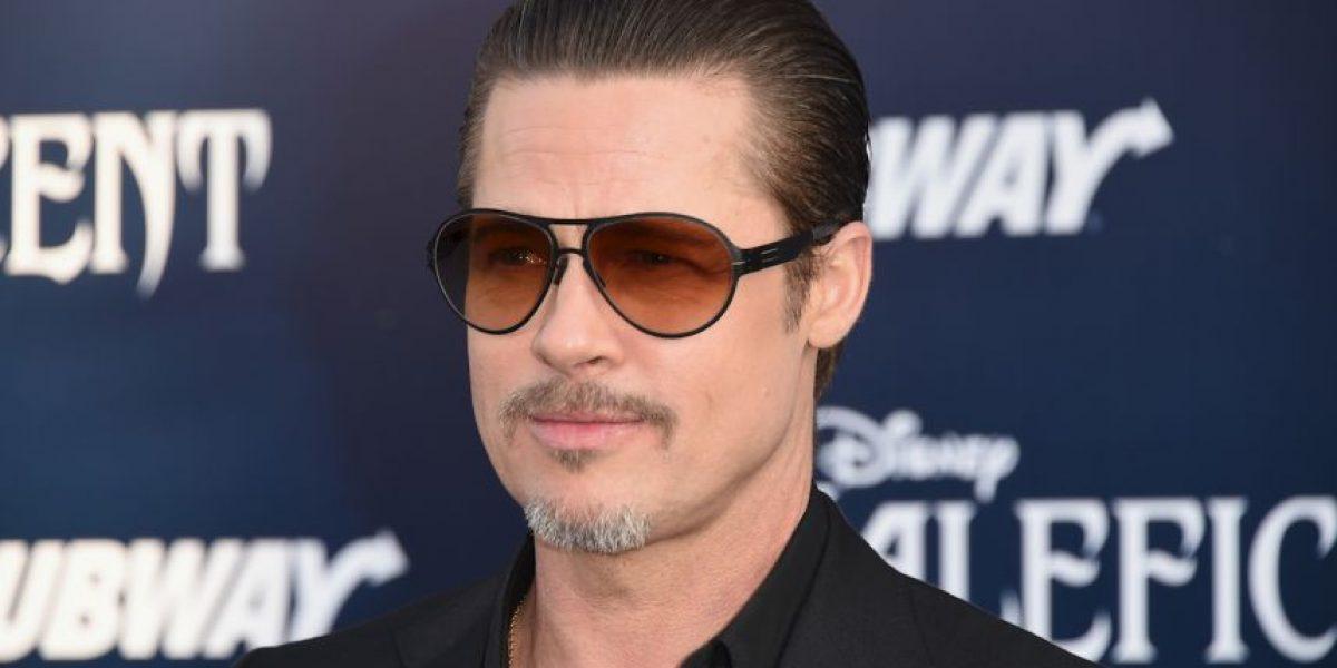 ¡Increíble! Brad Pitt fue rechazado por guapo