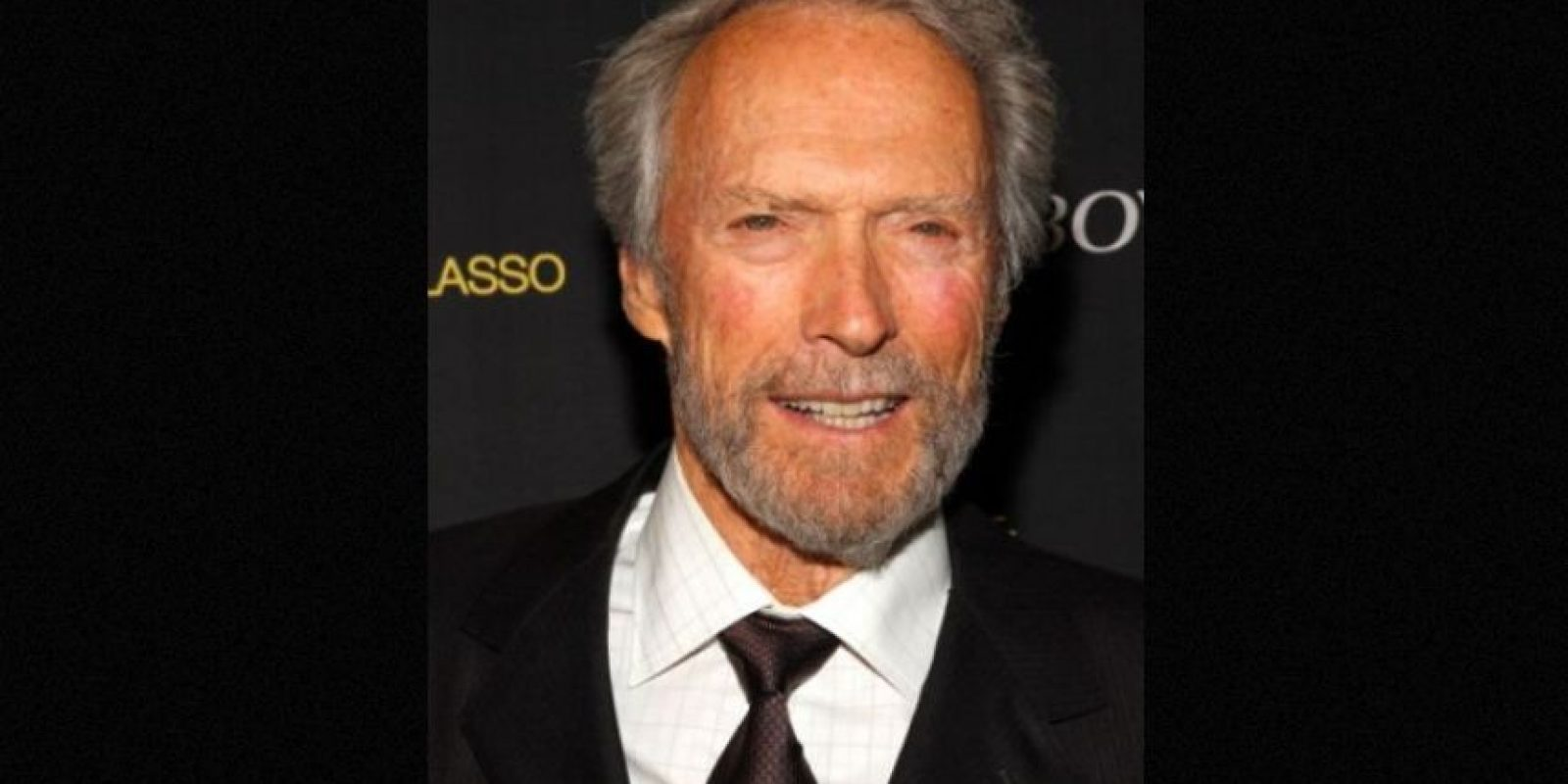 Clint Eastwood, 84 años Foto:Getty Images