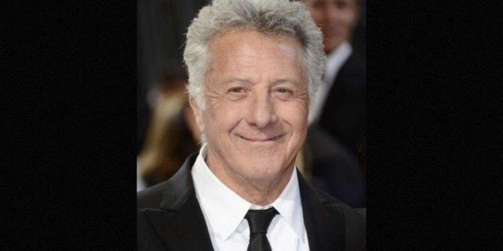 Dustin Hoffman, 76 años. Foto:Getty Images