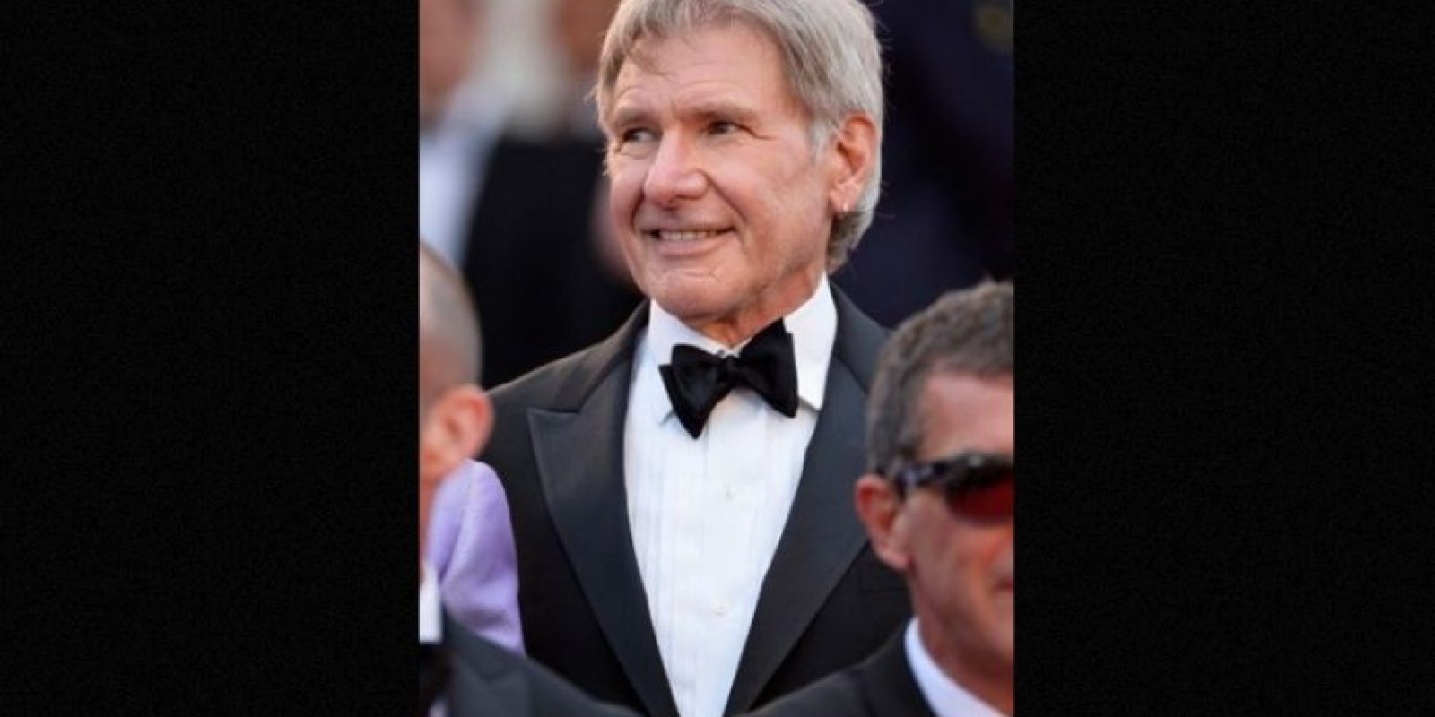 Harrison Ford, 72 años. Foto:Getty Images