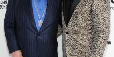 Elton John se casará este fin de semana con su novio David Furnish