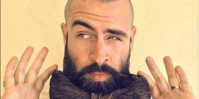 Foto: Las mil maneras de usar la barba