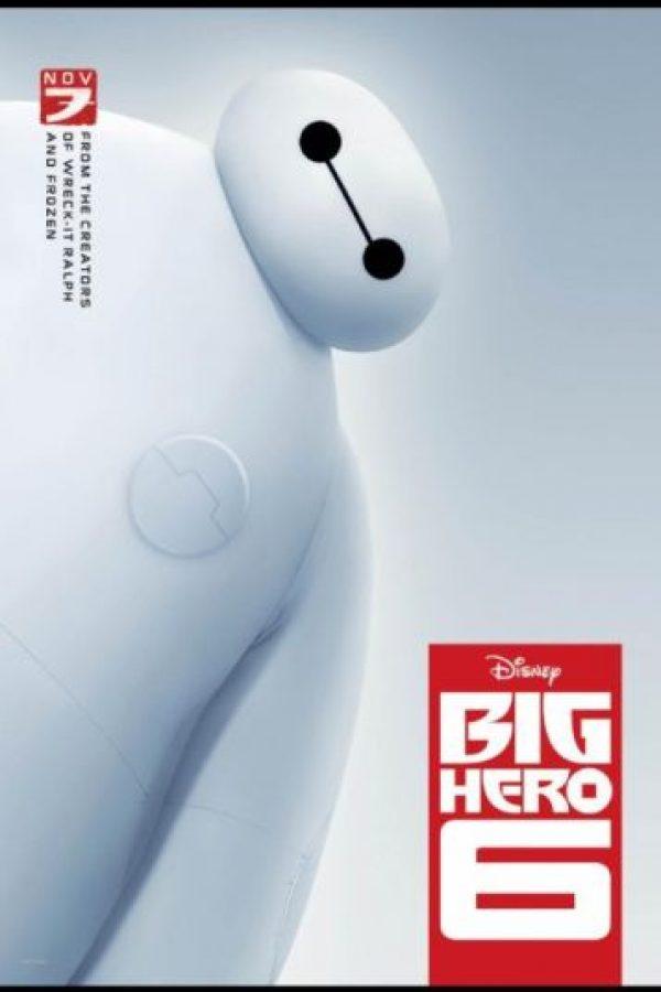 """Gran héroe 6"" Foto:Getty Images"