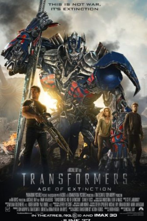 """""""Transformers"""" Foto:Getty Images"""