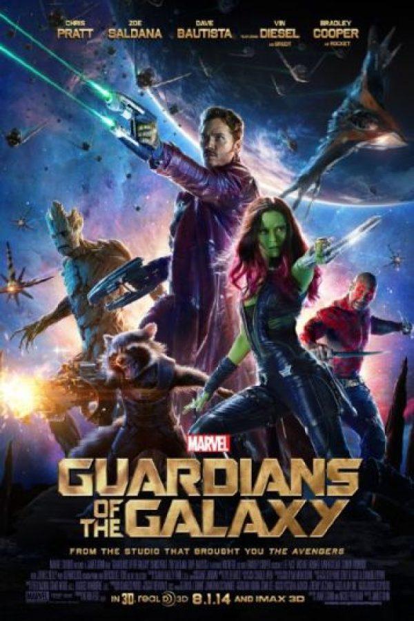 """Guardianes de la Galaxia"" Foto:Getty Images"