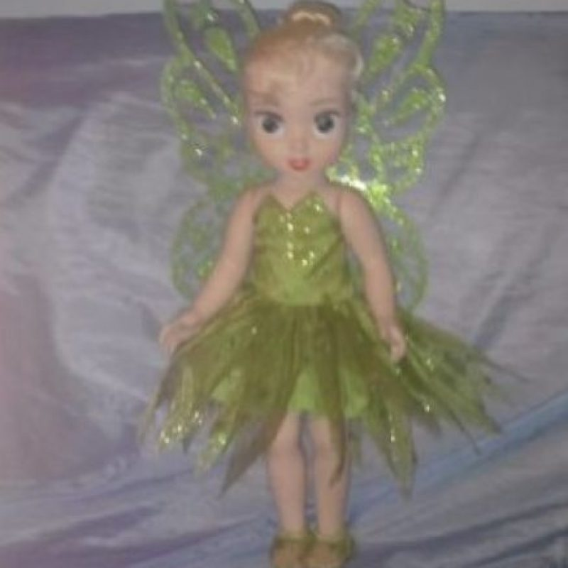 Tinker Bell Foto:Tumblr.com/Tagged-Tinker-Bell