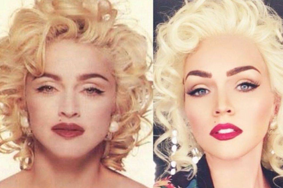 Madonna Foto:Instagram @Kandeejohnson