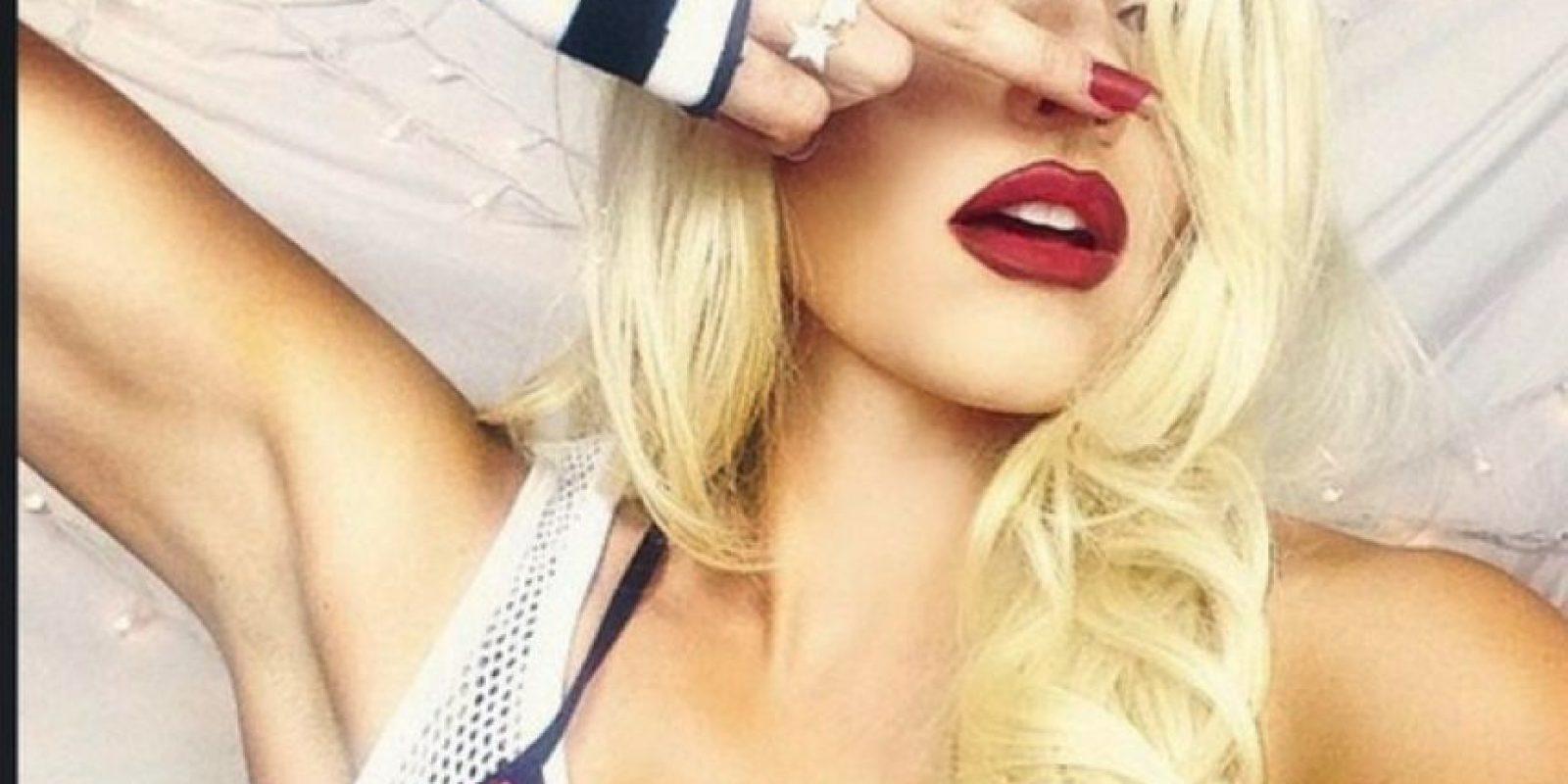 Gwen Stefani Foto:Instagram @Kandeejohnson