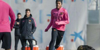 Neymar se recuperó y está listo para el juego de mañana