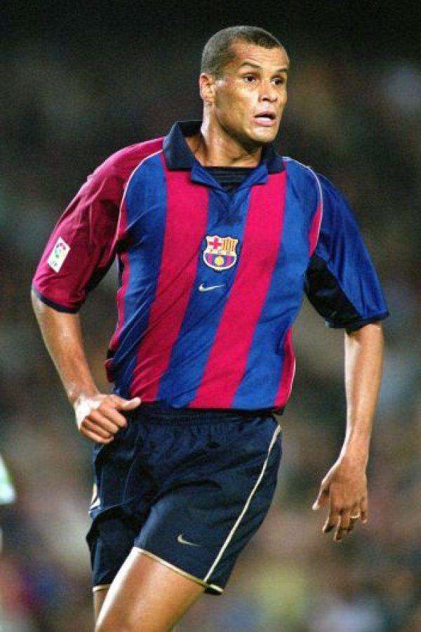 Rivaldo fue Campeón del Mundo, además de monarca de la Copa Oro y Copa Confederaciones. Foto:Getty Images