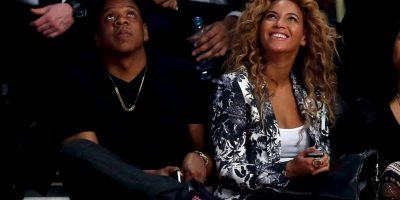 Beyoncé y Jay Z Foto:Getty Images