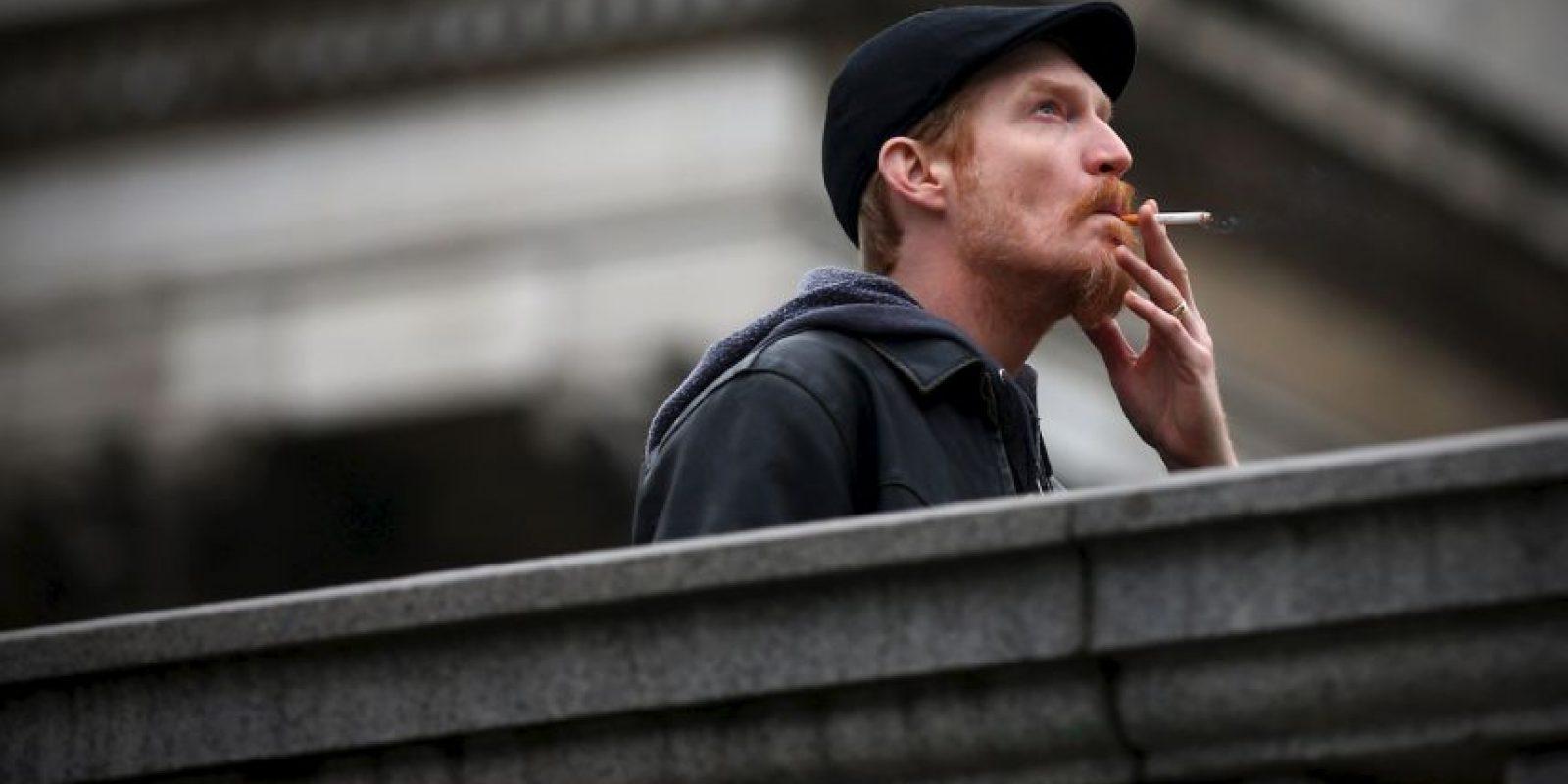 3. Fumar promueve la posibilidad de desarrollar cataratas en forma precoz. Foto:Getty Images
