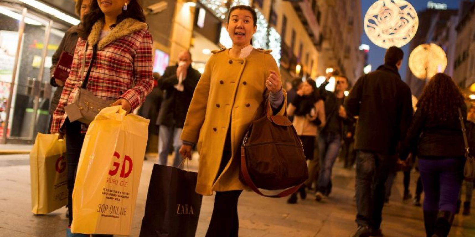 O que la adquisición de determinados productos hará más atractivo. Foto:Getty Images