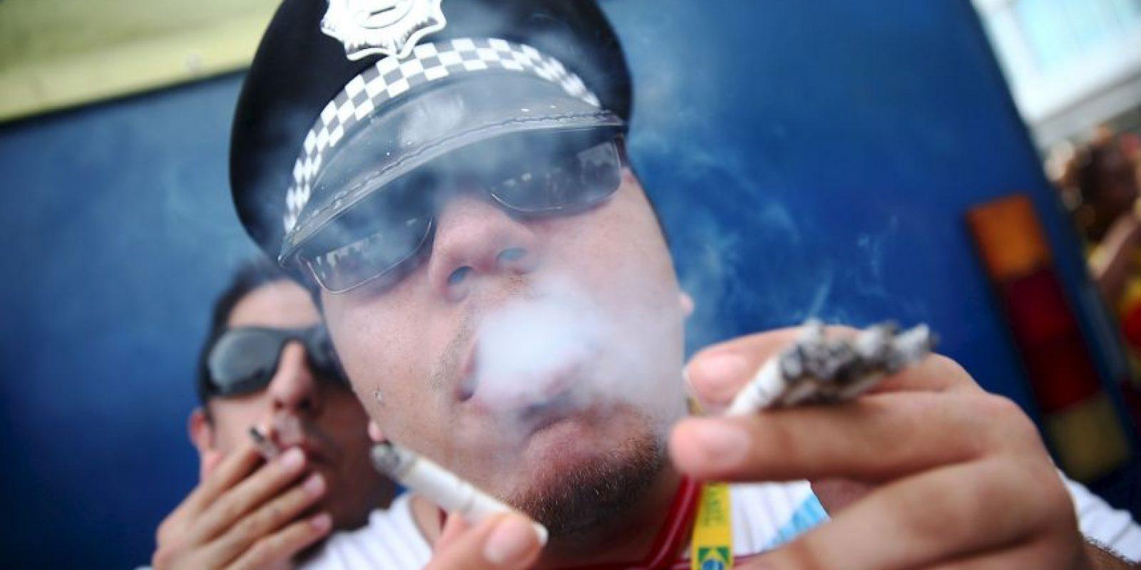 5. El cigarro disminuye la flexibilidad de la piel. Foto:Getty Images