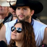 Mila Kunis y Ashton Kutcher Foto: Getty Images