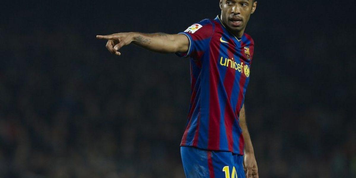 Los futbolistas que jugaron en el Barcelona y se retiraron en 2014