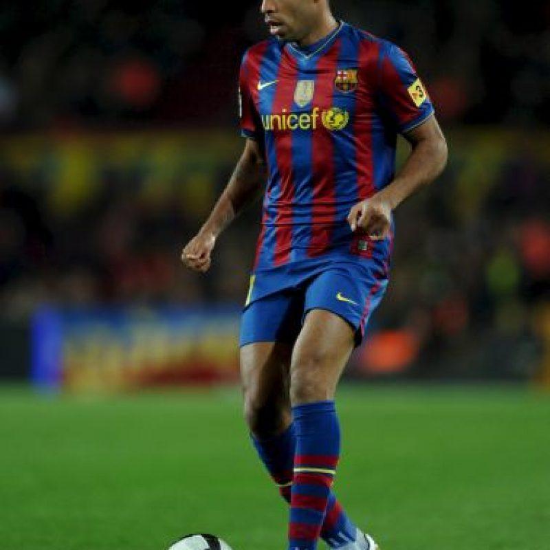 Thierry Henry obtuvo la Copa del Mundo en 1998, la Eurocopa 2000 y la UEFA Champions League en 2009. Foto:Getty Images